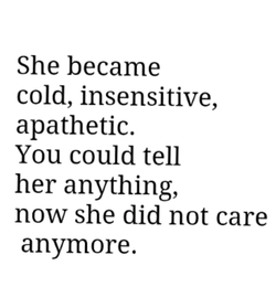 She became 