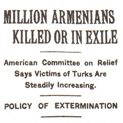 MILLION ARMENIANS 