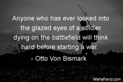 Anyone who has ever lo ked into 