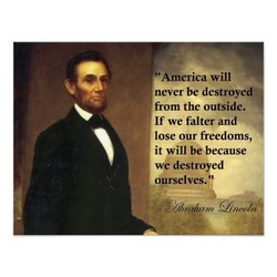 ' America will 