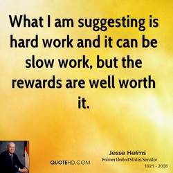 What I am suggesting is 