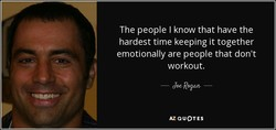 The people I know that have the 