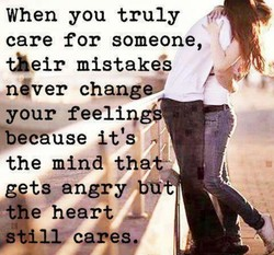 When you truly 