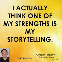 I ACTUALLY 