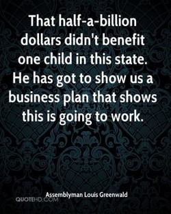 That half-a-billion 