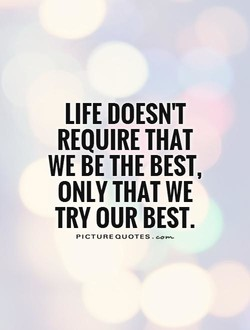 LIFE DOESN'T 