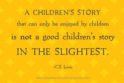 A CHILDREN'S STORY 