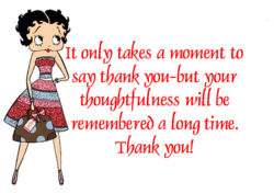 It only takes a moment to 