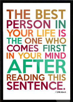 THE BEST 