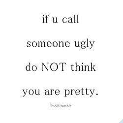 if u call 