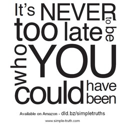 It's NEVER 