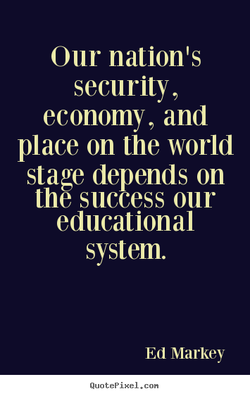 Our nation's 