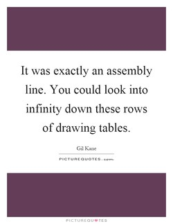 It was exactly an assembly 