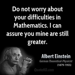 Do not worry about 