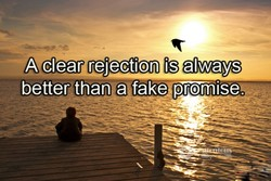 clear rejection is always 