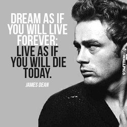 DREAM AS IF 