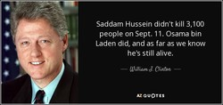 Saddam Hussein didn't kill 3,100 