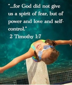 or God did not give 