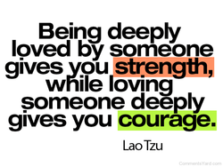 Being deeply 