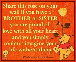 Share this rose on your 
