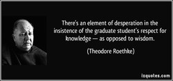There's an element of desperation in the 
