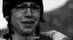 I'm so lonely.