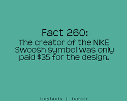 Fact 260: 