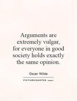 Arguments are 