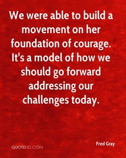 We were able to build a 