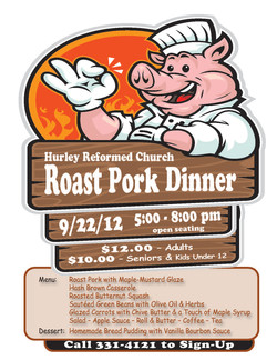 Hurley Reformed Church 