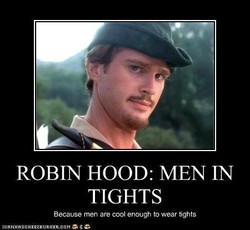 ROBIN HOOD: MEN IN 