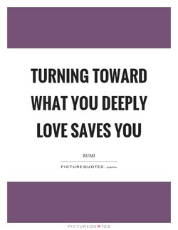 TURNING TOWARD 