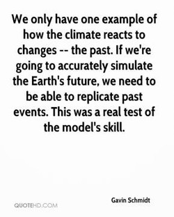 We only have one example of 