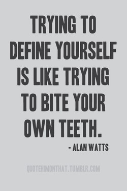 TRYING TO 