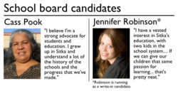 School board candidates 