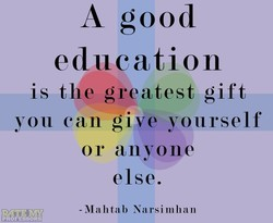 A good 