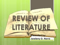 $EVIEW OF 