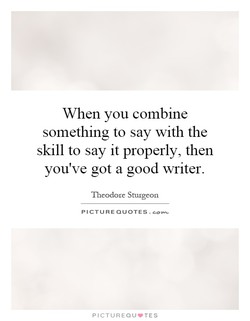When you combine 