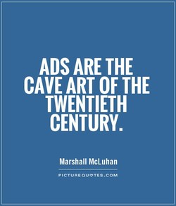 ADS ARE THE 