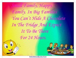 family, Happy 