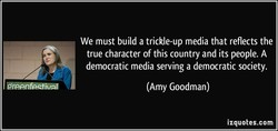 We must build a trickle-up media that reflects the 