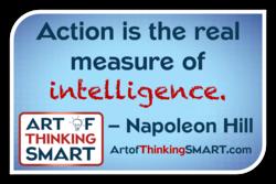 Action is the real 