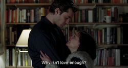 Why isn't love enough?
