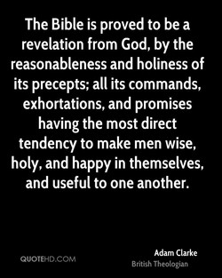 The Bible is proved to be a 