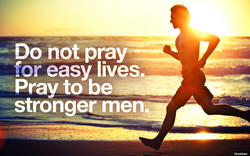 —Do not pray 