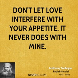 DON'T LET LOVE 