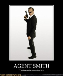 AGENT SMITH 