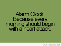 Aarm Clock: 