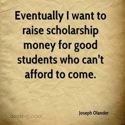 Eventually I want to 
