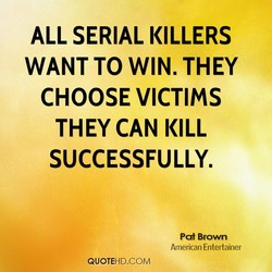 ALL SERIAL KILLERS 